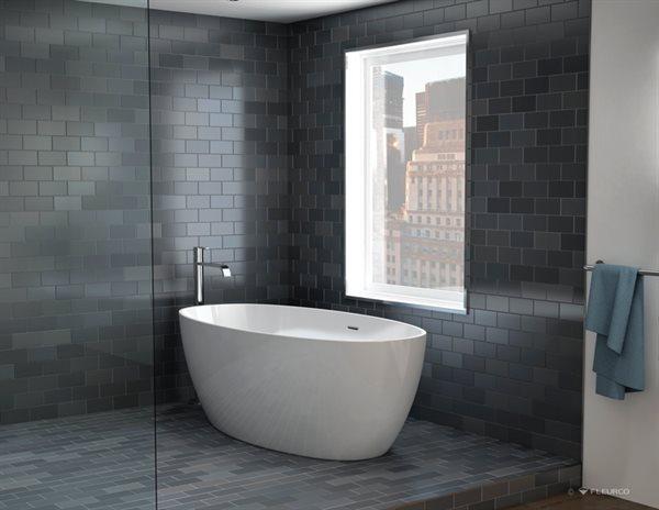Fleurco Bathtubs Aria Voce