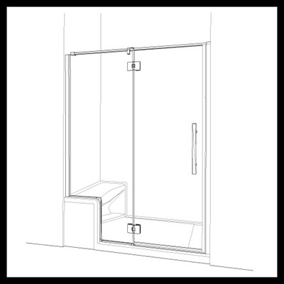 Door for Seated Bases