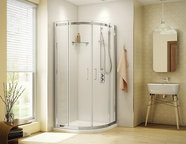 Fleurco Shower Doors Apollo