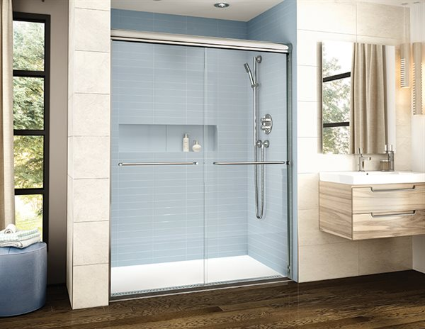 Fleurco Shower Doors Cordoba Plus 6mm