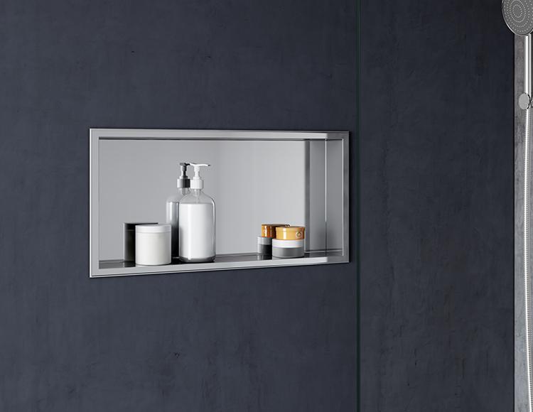 Fleurco Veritas Collection Niche Shelf