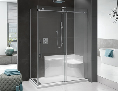 Seated Shower Bases – Designing a Bathroom for All of Life's Stages