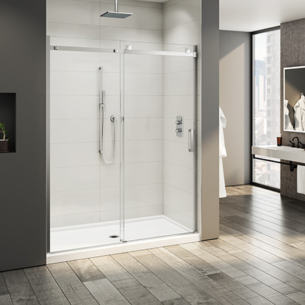 Design your shower