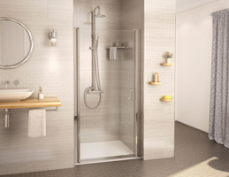 FLEURCO INTRODUCES THE ACCESSIBLE DESIGN SHOWER BASES: A BASE IN STYLE FOR TODAY AND TOMORROW