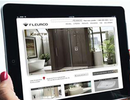 Fleurco Website Development