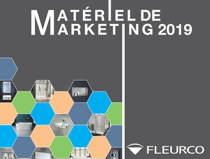 matériel de marketing