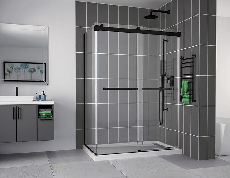 Fleurco Shower Doors Gemini Plus