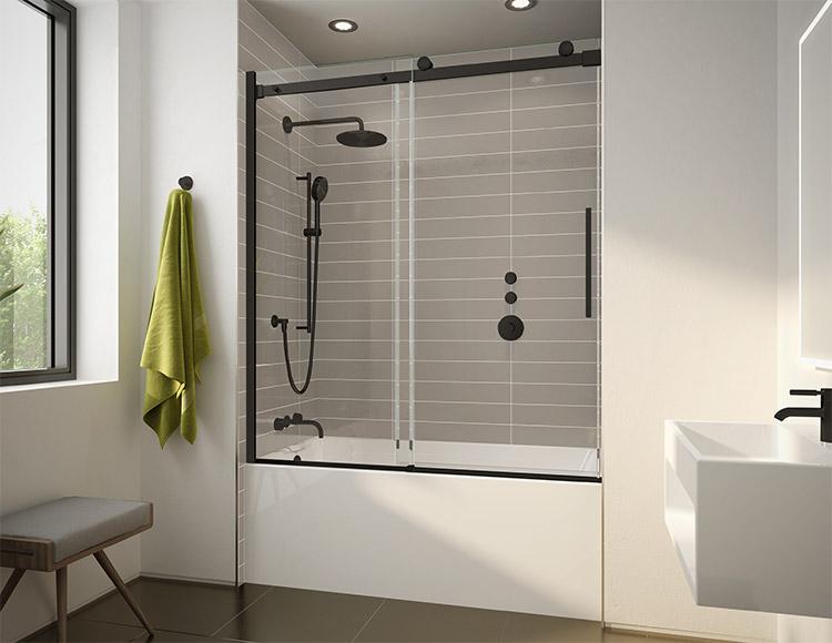 Fleurco Shower Doors Novara Plus