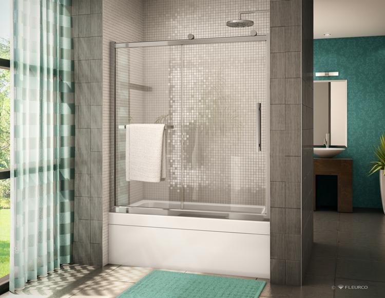 Fleurco Shower Doors Sorrento